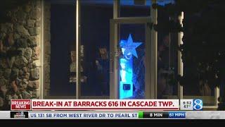 News 8 Daybreak JKO Barracks 616