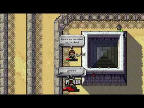 The Escapists: The Walking Dead Trailer thumbnail