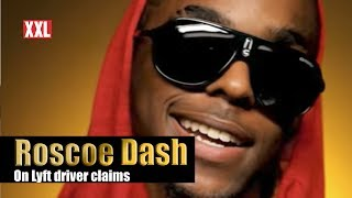 Roscoe Dash Responds to Claims That He's a Lyft Driver
