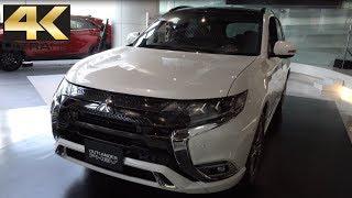 NEW Mitsubishi Outlander PHEV 2019 Reviews Interior Exterior - 新型 三菱 アウトランダー PHEV 2019年モデル