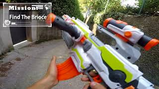 Nerf War #6- Brioce Time