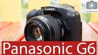 Panasonic G6 - Обзор Беззеркального Фотоаппарата на