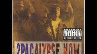 2pac - 2Pacalypse Now - Soulja's Story (Track 03)