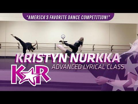 Kristyn Nurkka - Advanced Lyrical Class