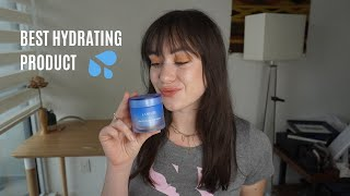 BEST HYDRATING PRODUCT | LANEIGE WATER SLEEPING MASK
