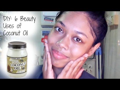 Video DIY: 6 Beauty Uses of Coconut Oil