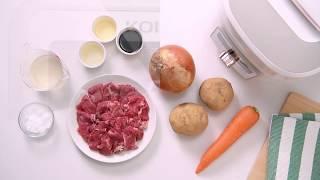 ●マイコン電気圧力鍋 3L ホワイト