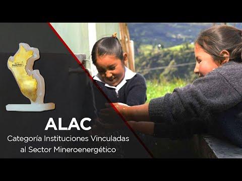 Premios ProActivo - Programa Agua para Cajamarca - ALAC