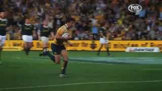 Rugby HQ- Adam Ashley Cooper Makes 100