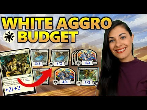MTG: Arena Deck Tech: Budget Mono White Lifegain [RNA