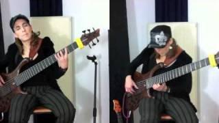 Bach Improvisation/Badinerie - Ariane Cap