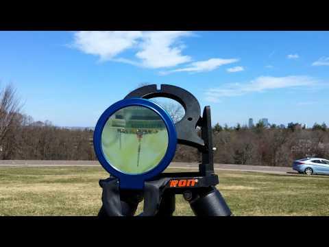Periscope via shaving mirror 001