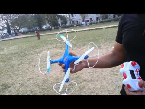 The Cheapest Drone/Quad copter available in India – Wheelociti X10 review