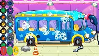 Xe Buýt Cho Trẻ Em | Kids Bus Game | TopKidsGames (TKG) | Video 2K - 305
