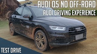Audi Q5 no Off-Road - Audi Driving Experience