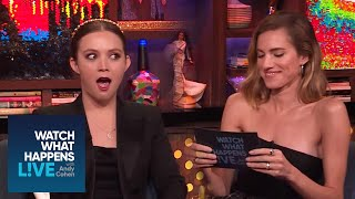 Fun Facts about Billie Lourd's Fabulous Life | WWHL