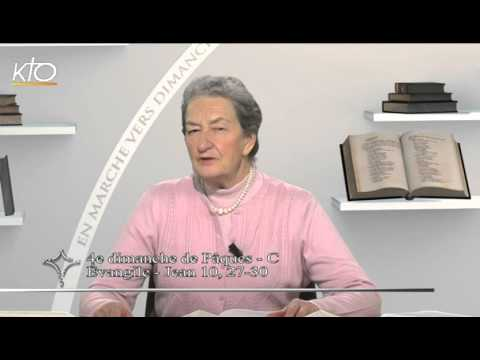4e dimanche de Pâques C - Evangile
