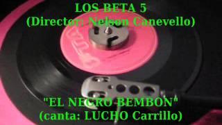 LOS BETA 5 - El Negro Bembón (45rpm FTA)