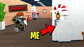 Roblox Murderer Mystery 2 Best Glitch Minecraftvideos Tv