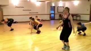 JeKaJo Dance 3.0 - Cecile ft Wyre - She Say Dat