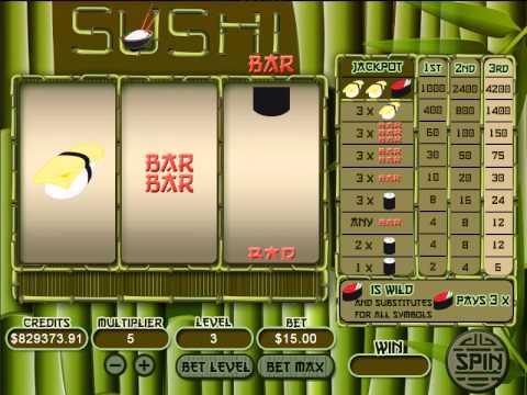 SoftMagicDice - Slots Game - Sushi Bar