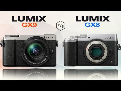 Download Panasonic LUMIX GX9 Vs Panasonic LUMIX GX8 HD Mp4 3GP Video and MP3