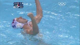 Croatia Win Mens Water Polo Gold V Italy - London 2012 Olympics