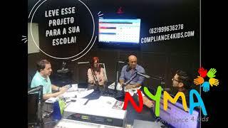 Entrevista na íntegra para a rádio vinha Fm 91,9