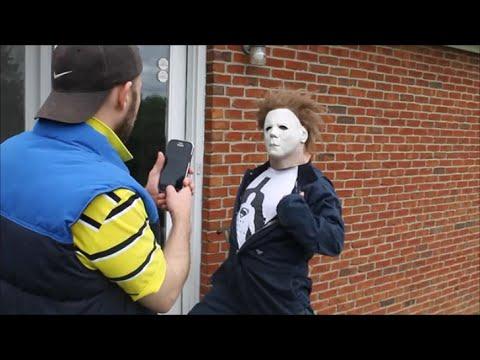 Michael Myers Gets Nasty (Halloween Parody)