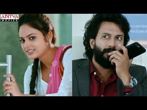 Satyadev Nanditha Love Scene | Bluff Master Movie Scenes | Satyadev | Gopi Ganesh