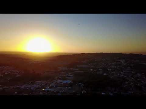 Pôr do sol Arroio Grande Santa Cruz do Sul
