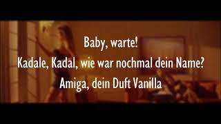DARDAN ~ KADALE (Official HQ Lyrics) (Text)