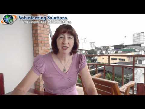Volunteer Thailand Program Review - Volunteering Solutions Chiang Mai