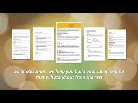 Video of Build Auto- iResumes,CV&Letter