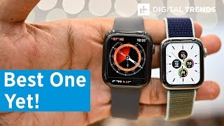 Apple Watch Series 5 Hands-on Review | Best One Yet