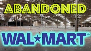 ABANDONED WALMART - GARFIELD HEIGHTS OHIO