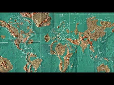 Futuro Mapa del Mundo