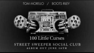 Street Sweeper Social Club - 100 Little Curses (Album version)