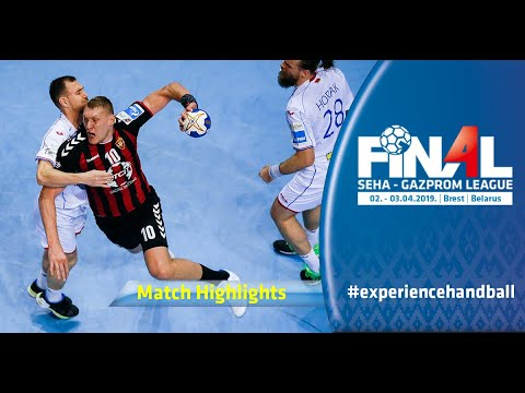Final 4, 2019 | Match highlights: Vardar vs Meshkov Brest