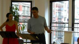 "Chess Concert 2012: ""The Deal"" (The Russian and the American Duke it Out)"
