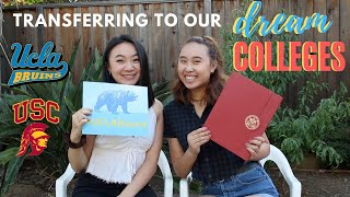 How We Transferred to UCLA & USC in ONE Year + Tips for Transferring