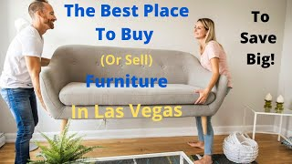 The Best Place To Buy Furniture In Las Vegas!