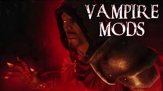 Skyrim Vampire Mods - Vampire Gameplay Mods, Vampire Armor, Vampire Castle (PC & Xbox One)