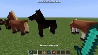 MINECRAFT HD Neue Pferde Neue Lampen Lets Play - Minecraft pferde spielen