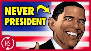 THEORY: Was Obama Elected President in the MCU? (Marvel Movies) || Comic Misconceptions || NerdSync