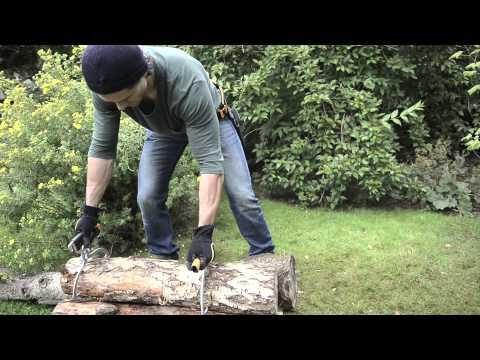 Baļķu āķis Fiskars WoodXpert 126021 cena un informācija | Dārza instrumenti | 220.lv