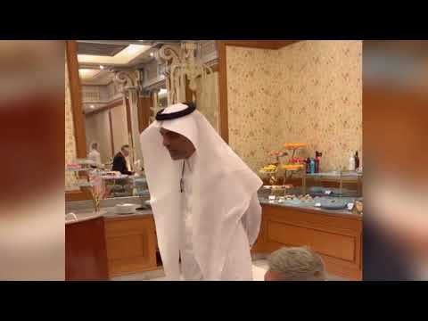 Ruiz vs Joshua 2 Amir Khan in Saudi Most amazing hotel room ever