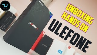 Ulefone Power 3S Unboxing&Hands on/ Competitor to Xiaomi Redmi 5 Plus