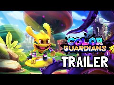 Color Guardians Game Trailer - Steam, PS4 and PSVita - Coming May 2015 thumbnail