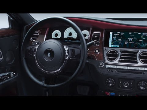 Rolls Royce Ghost II 2015 Interior In Detail HD